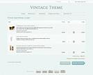 Vintage - Fresh Linen