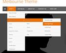 Melbourne Responsive Ecommerce Theme